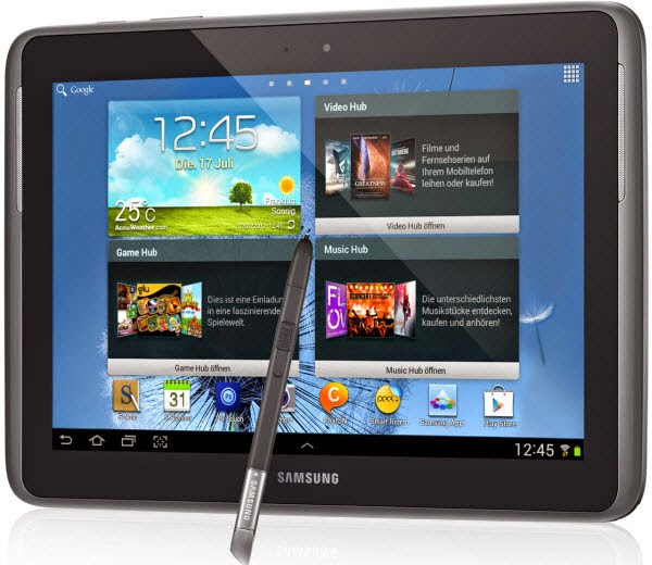 Samsung Galaxy Note 10.1 GT-N8010