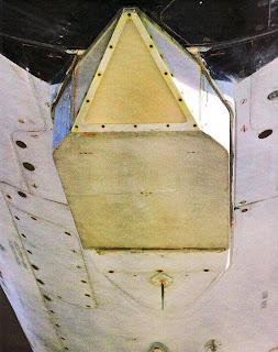 фюзеляжа на МиГ-25 ПД