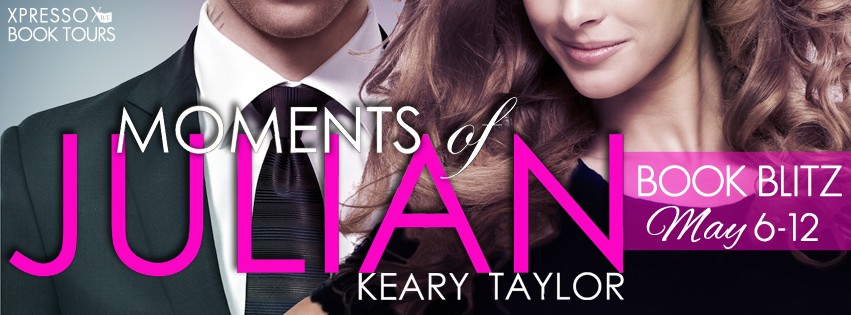 Book Blitz: Moments Of Julian By Keary Taylor