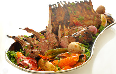 how to make tandoori lamb chops in oven
