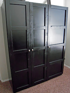 a lil bird told me wardrobe makeover. Black Bedroom Furniture Sets. Home Design Ideas