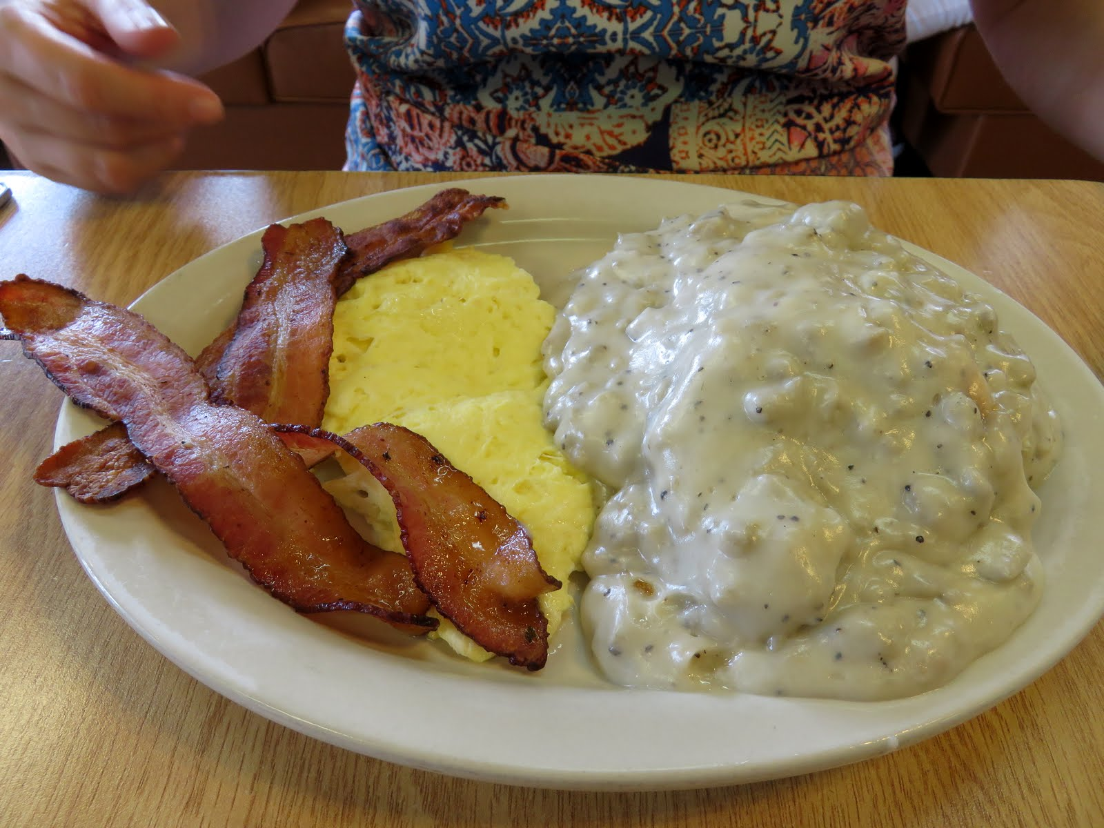 how to make good biscuits and gravy