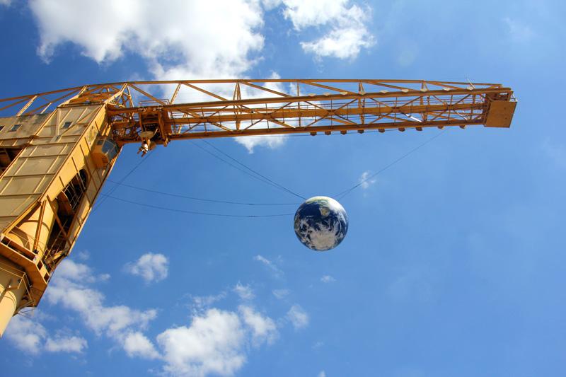 Voyage Nantes on va marcher sur la lune tourisme culture art