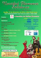 El 13 de diciembre de 2011 se celebrará la III Gala Flamenco y Copla Solidarios