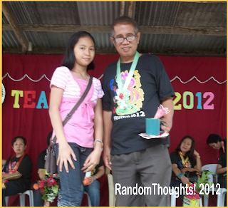 Sir Camporazo and Princess, Grade 6 pupil