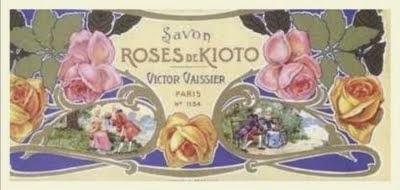 Roses de Kioto n° 1124