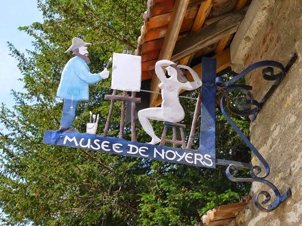 LE MUSEE D'ART NAIF DE NOYERS