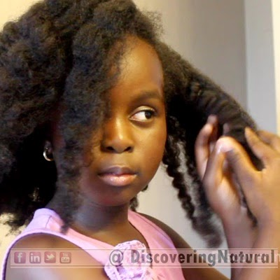 Natural Hair Kids