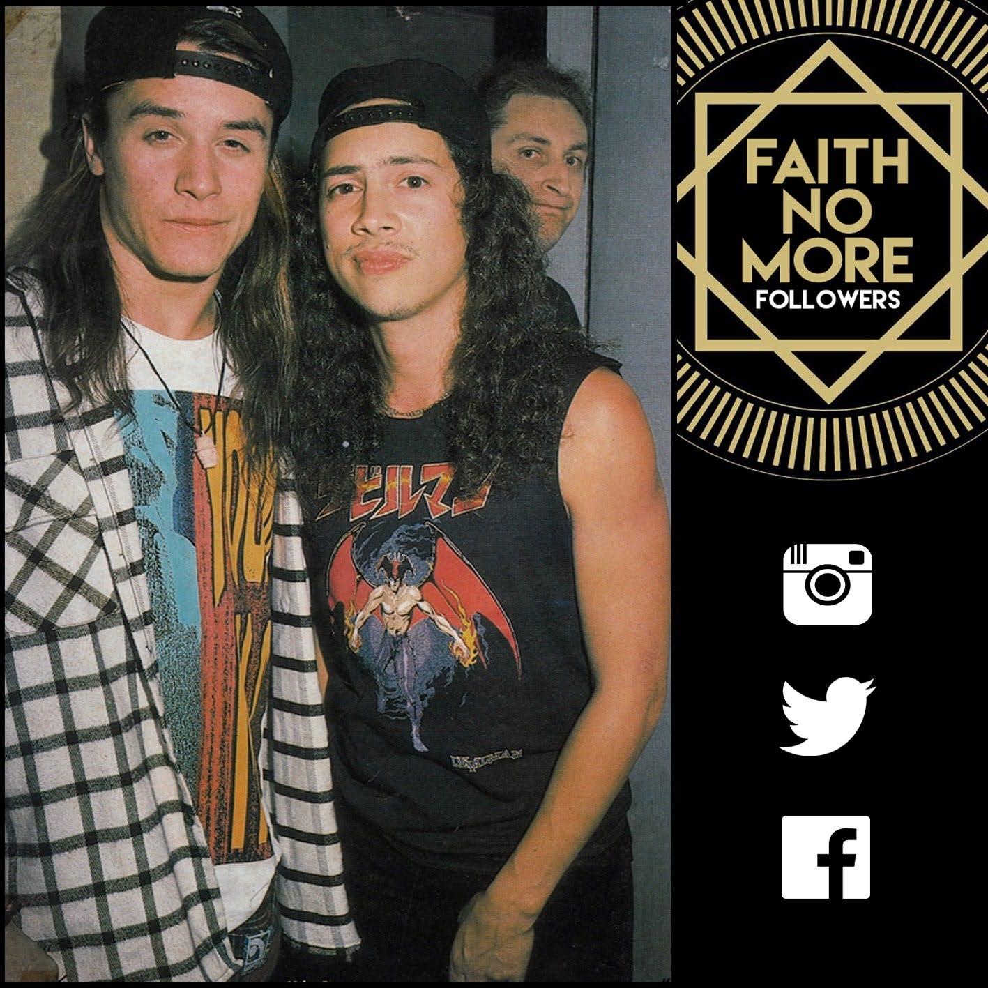 Faith No More Metallica Connection