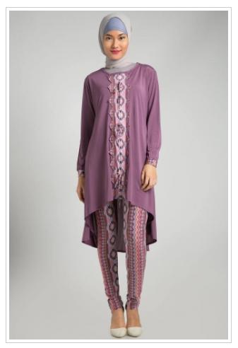 Koleksi Busana Muslim Modern Fashionable dan Stylish