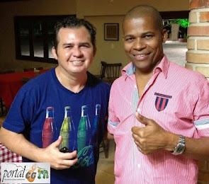Entrevista com o cantor Assum Preto do Forrozão Ferro na Boneca