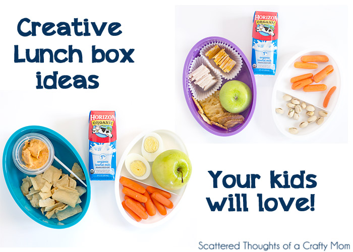 7 Deliciously Creative Lunchbox Ideas