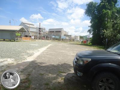 Sattelite 4, PT. Vico Indonesia, Muara Badak, Kalimantan Timur