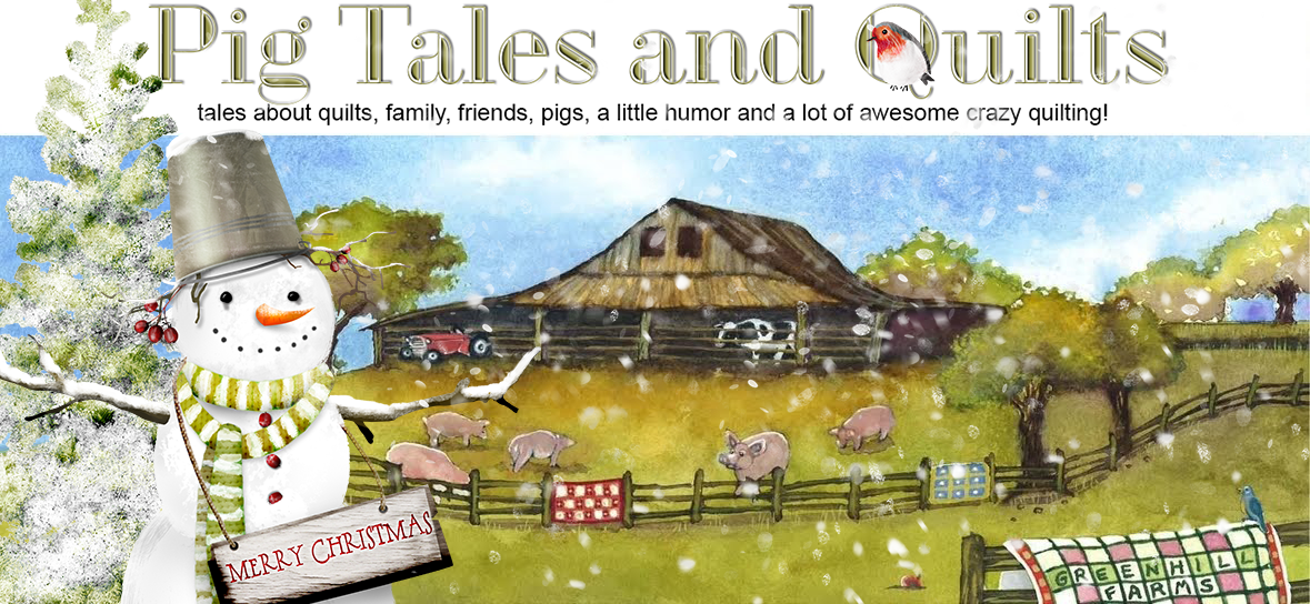 Pigtales and Quilts