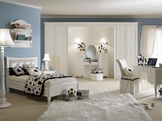 Kids Bedroom Layout Plan