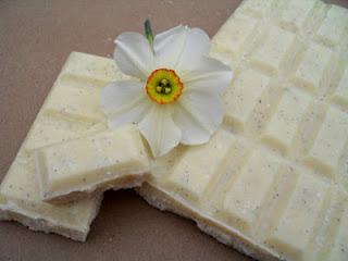 انواع الشوكولاته البيضاء
