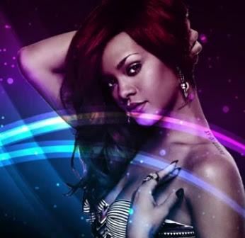 Rihanna Ft. Calvin Harris-We Found Love (Lyrics & Official Music Video)