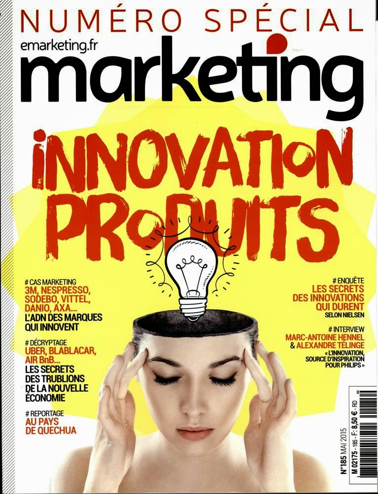 Stimulateur d 39 i d revue marketing innovation produits for Revue marketing
