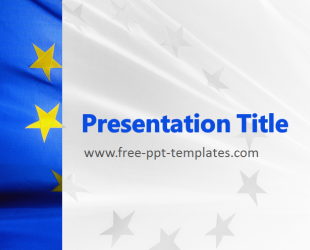 eu ppt template  free powerpoint templates, Powerpoint