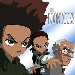 assistir - The Boondocks Dublado - online