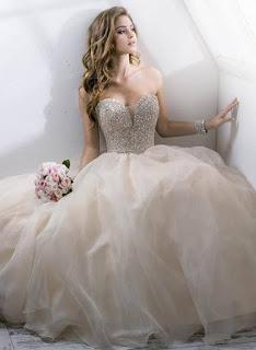 أروع فساتين عرائس  2016 - فساتين زفاف راقية جدا