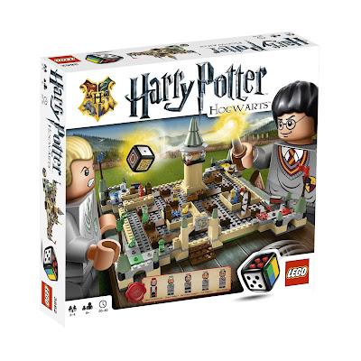 Lego Hogwarts Game 3862