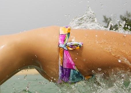 chicas en bikini