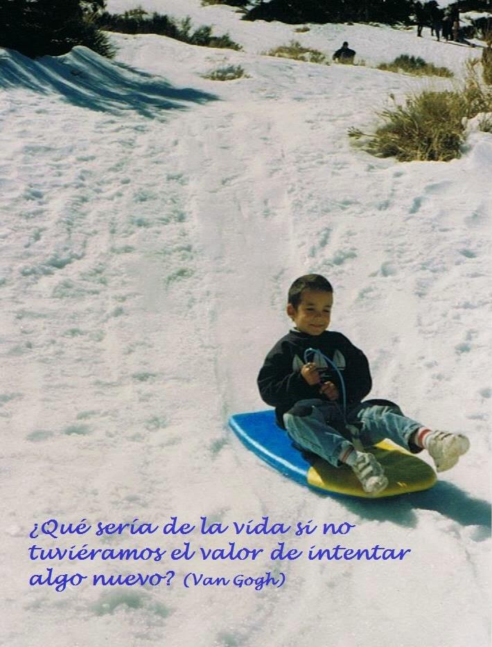 niño en el Teide Tenerife