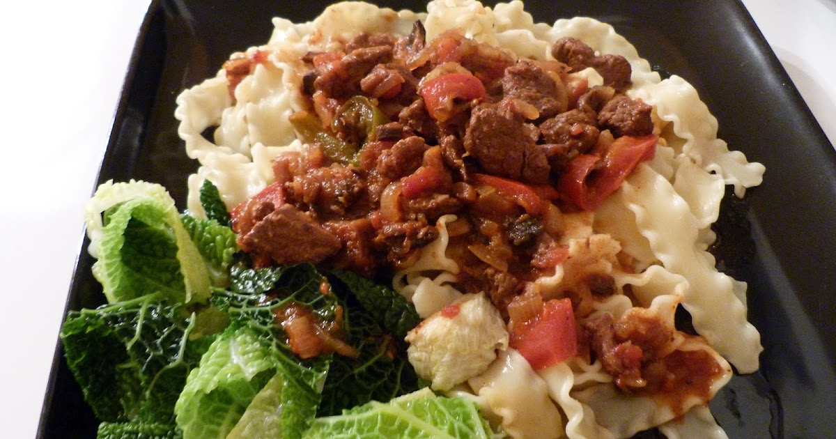 Given To Distracting Others: Beef Goulash Slow Cooker