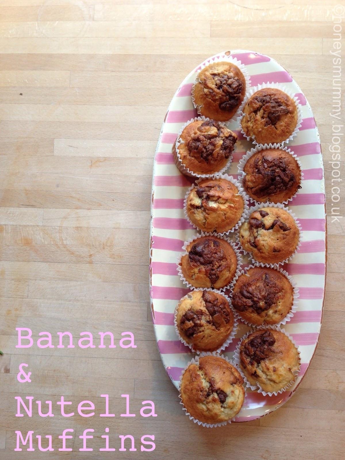 Easy Peasy Banana Cake Uk