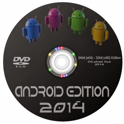 Windows 7 Android Edition 2014 X86 - X64