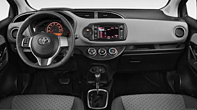 2016 Toyota Yaris mpg