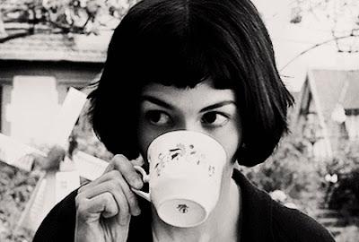 audrey tautou tea the té film Le Fabuleux Destin d'Amélie Poulain