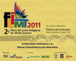 Feira do Livro Indígena de Mato Grosso