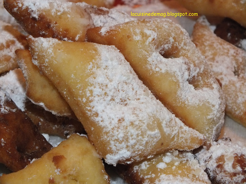 La Cuisine de Mag: Beignets de carnaval