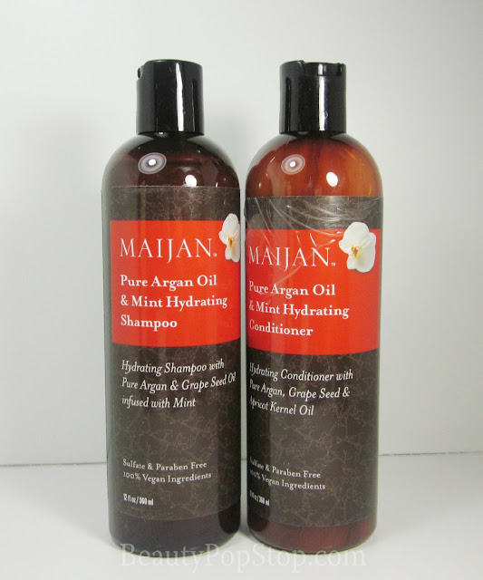 december favorites hair care maijan shampoo and conditioner