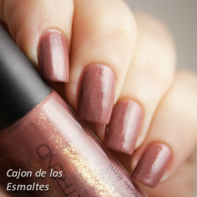 Avon Colortrend Choco Lujo esmaltes invierno