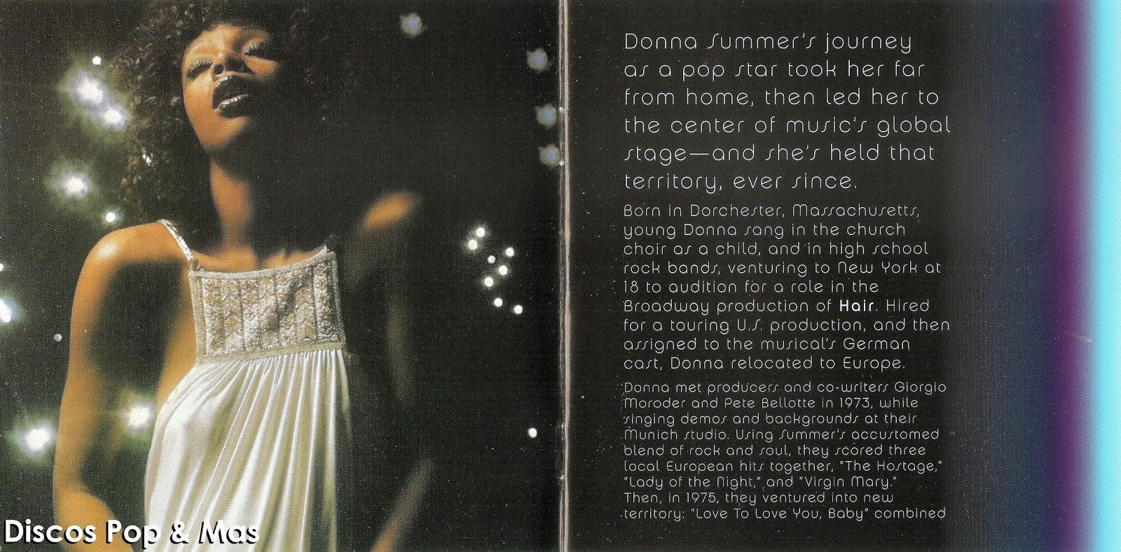 Donna Summer - barberolocomega.blogspot.com