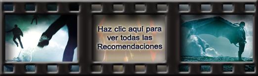 Listado de Recomendaciones Literarias y Cinematográficas del blog Cine de Escritor