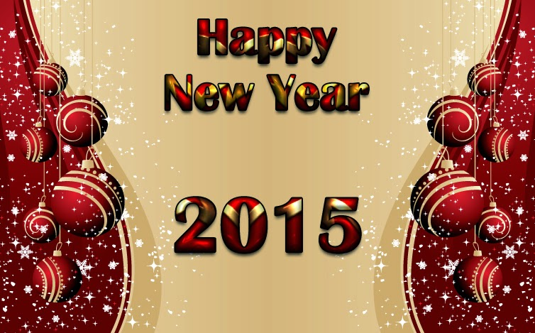 Greeting Of Happy New Year 2015 Free Download