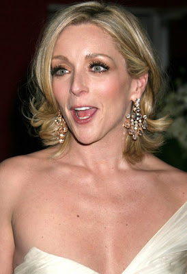 Jane Krakowski Crystal Chandelier Earrings