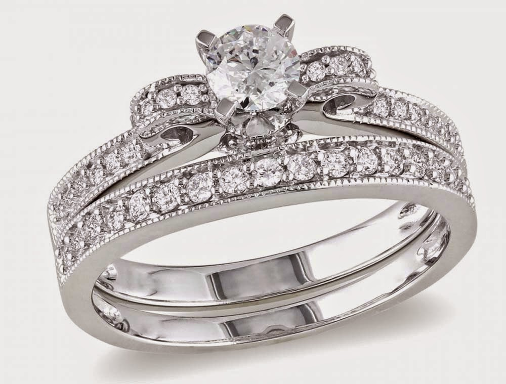Diamond Bridal Ring Sets UK Design pictures hd