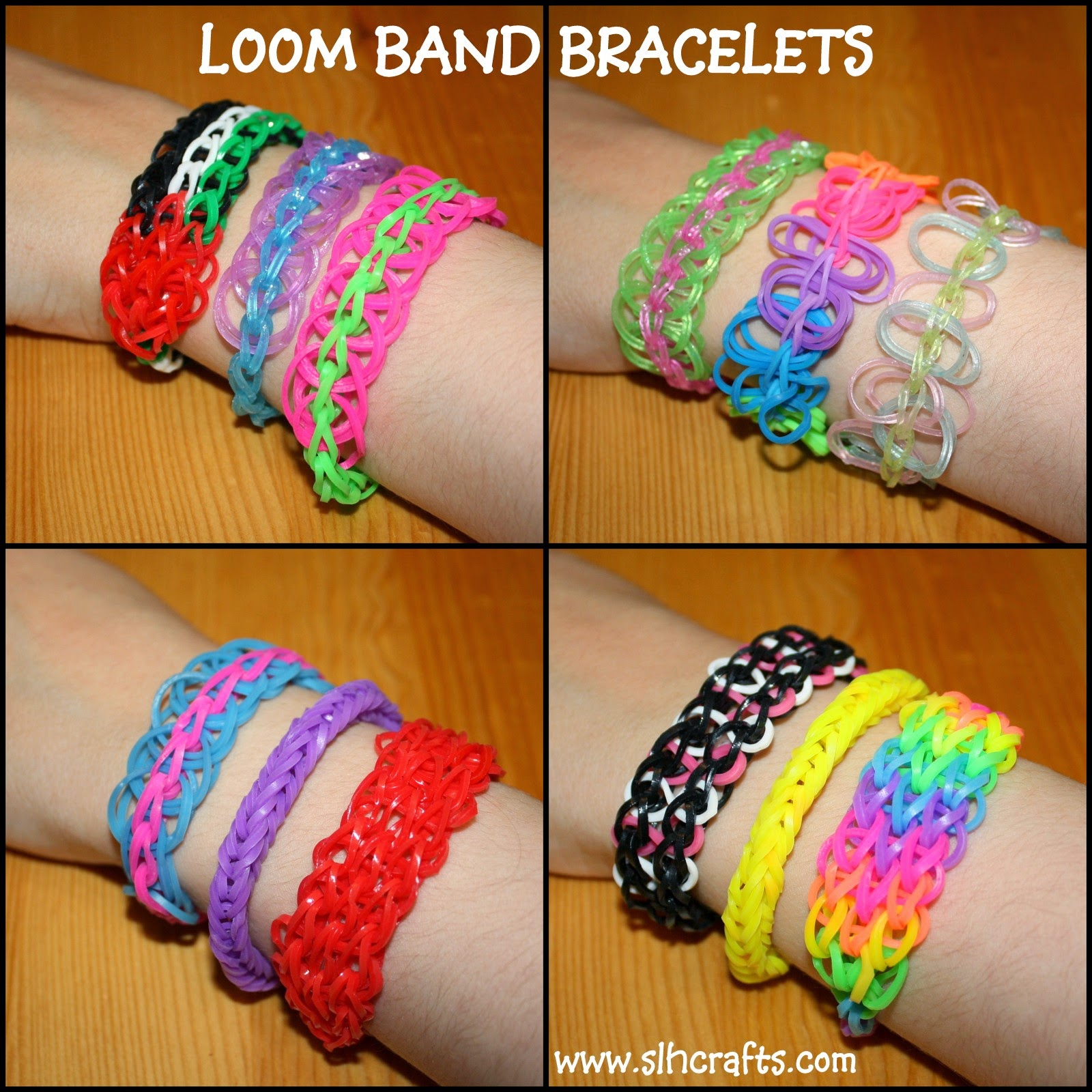 hairstyles to do with loom bands slh crafts loom band