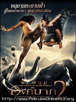 Ver pelicula Ong Bak 2: La leyenda del Rey Elefante (2008) online