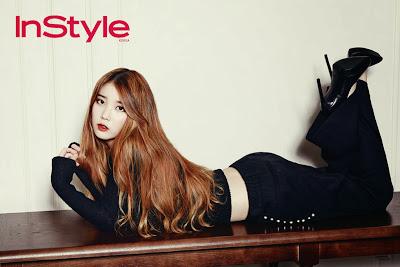 IU - InStyle Magazine November Issue 2013