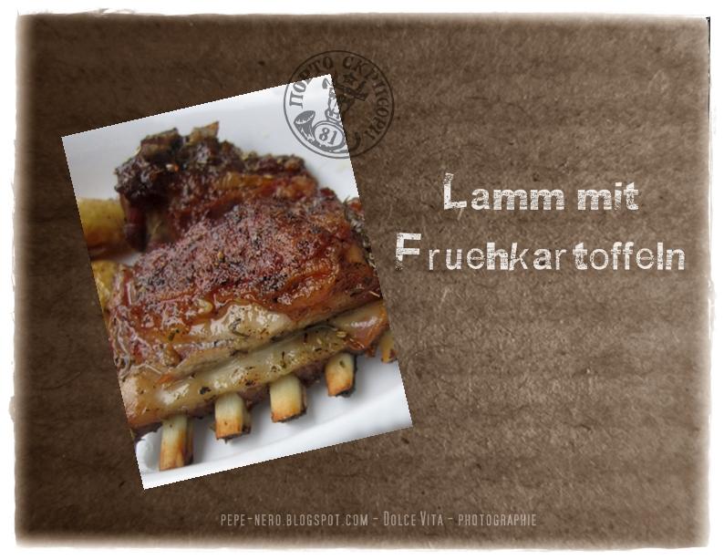 pepe nero lamm im ofen mit fr hkartoffeln agnello al forno con patate. Black Bedroom Furniture Sets. Home Design Ideas
