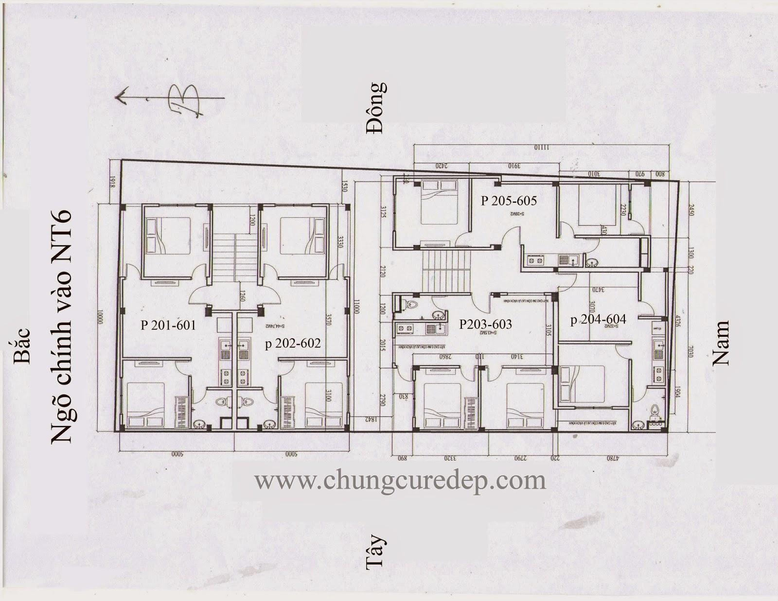 Mở bán 28 căn Chung cư mini Nhật Tảo 6, giá chỉ từ 477 triệu đến 747 triệu