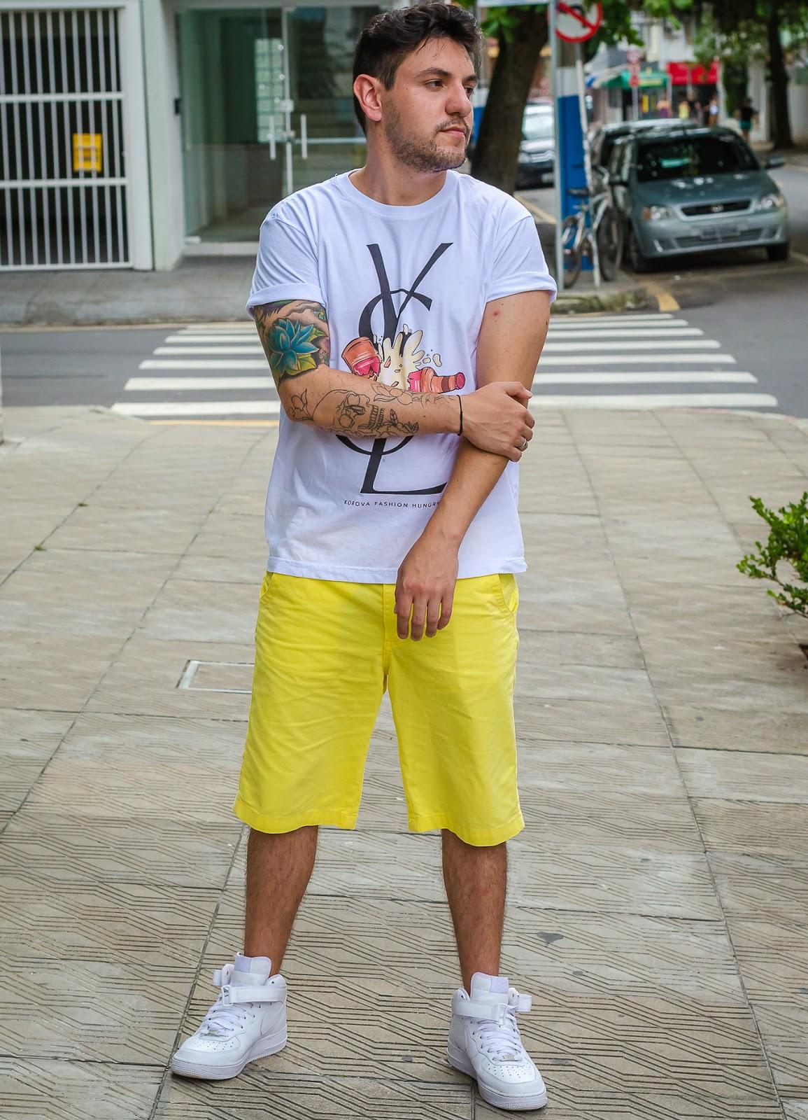 Look Yves Saint Laurent