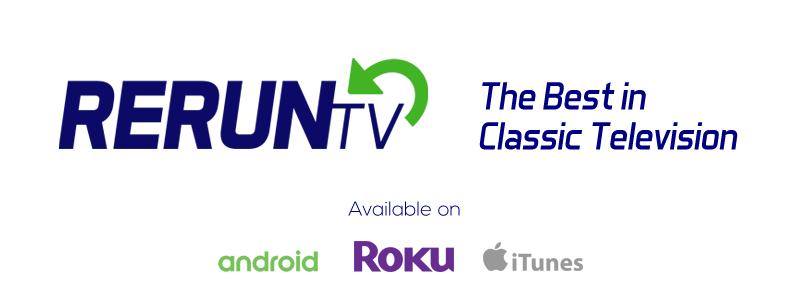 Rerun TV - Retro Television