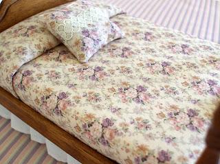 Roses cotton fabric